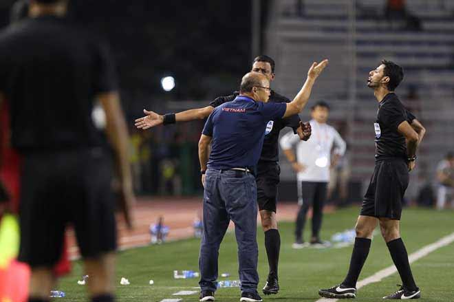 HLV Park Hang Seo bị cấm chỉ đạo 4 trận: Có phải án phạt nặng nhất Đông Nam Á? - 1