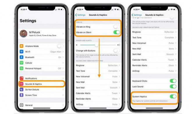 Ý nghĩa tiếng chuông và rung khi sạc iPhone - 1