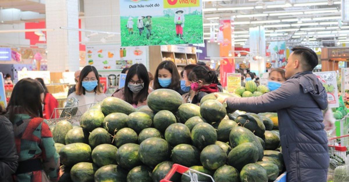 """Nghịch lý """"giải cứu"""" nông sản: Cung cấp không đủ hàng cho siêu thị - 1"""