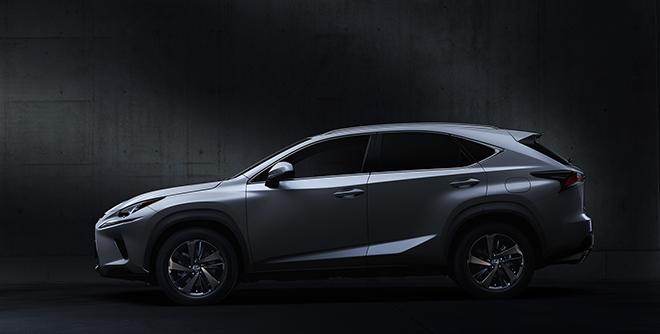 Lexus ra mắt NX 300 bản 2020 tại Việt Nam, giá bán 2,56 tỷ đồng - 1