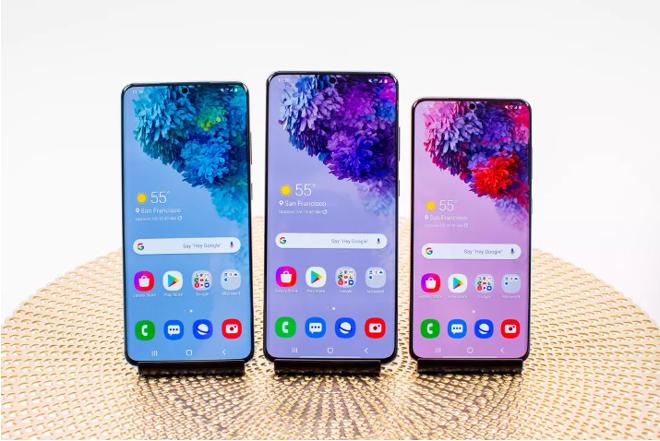 Giá bán của dòng Galaxy S20: Chuẩn tiền nào của ấy - 1