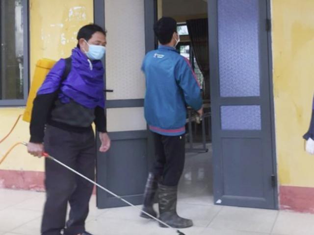 Dịch virus Corona: Vĩnh Phúc tiếp tục cho học sinh nghỉ học thêm 1 tuần