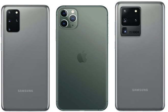 Chọn Galaxy S20 Ultra hay iPhone 11 Pro Max khi cả hai đều quá xịn? - 1