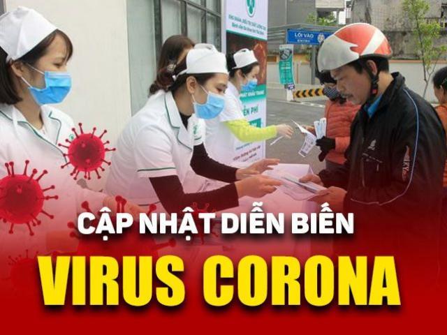 Dịch virus Corona 12/2: Bệnh nhân nhiễm virus Corona đầu tiên ở Việt Nam đã khỏi bệnh