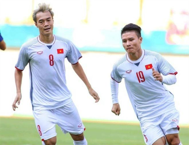 Hai mũi nhọn của tuyển Việt Nam tự tin trước trận quyết đấu Malaysia - 1