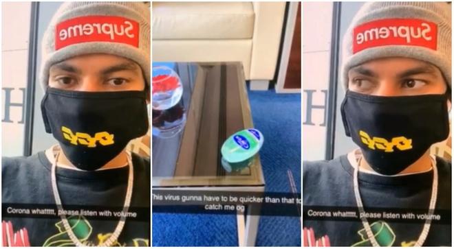 Son Heung Min dính vạ vì virus Corona, trò cưng Mourinho vạ miệng mất 1,5 tỷ đồng - 1
