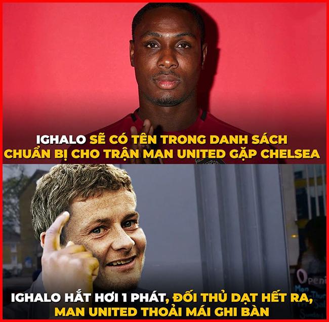 MU sẽ tung tiền đạo từ Trung Quốc đấu với Chelsea.