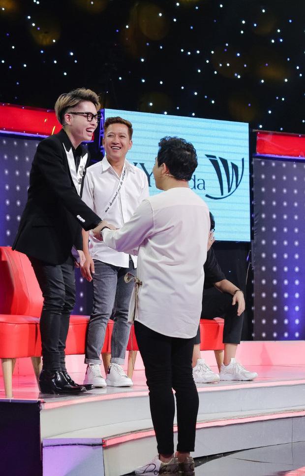 Trấn Thành khiến khán giả phẫn nộ khi ghép đôi Minh Béo với nam ca sĩ này - 1