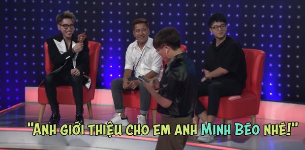 Trấn Thành khiến khán giả phẫn nộ khi ghép đôi Minh Béo với nam ca sĩ này - 2