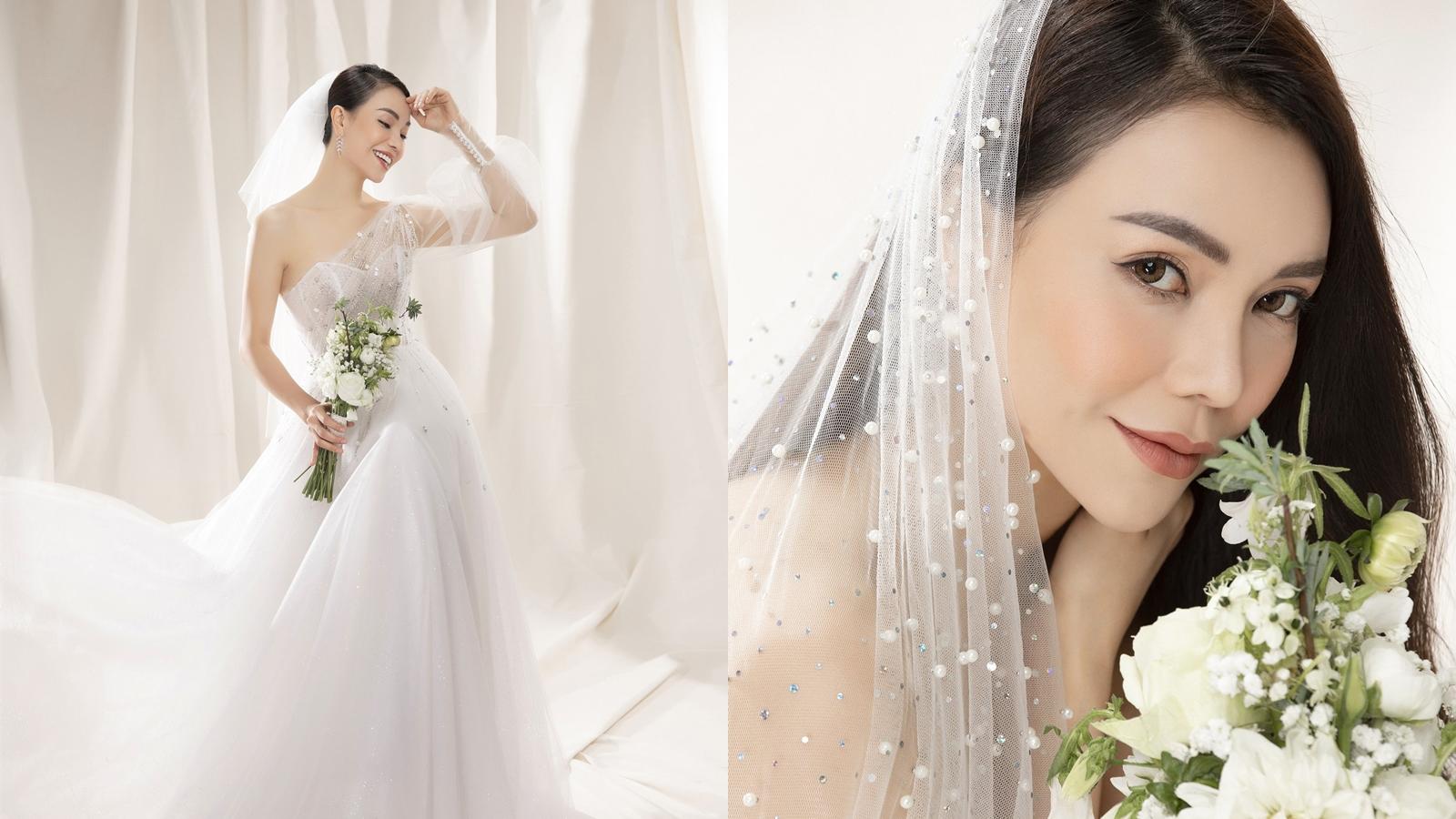 Trà Ngọc Hằng tung ảnh cưới đặc biệt nhân dịp Valentine - 3
