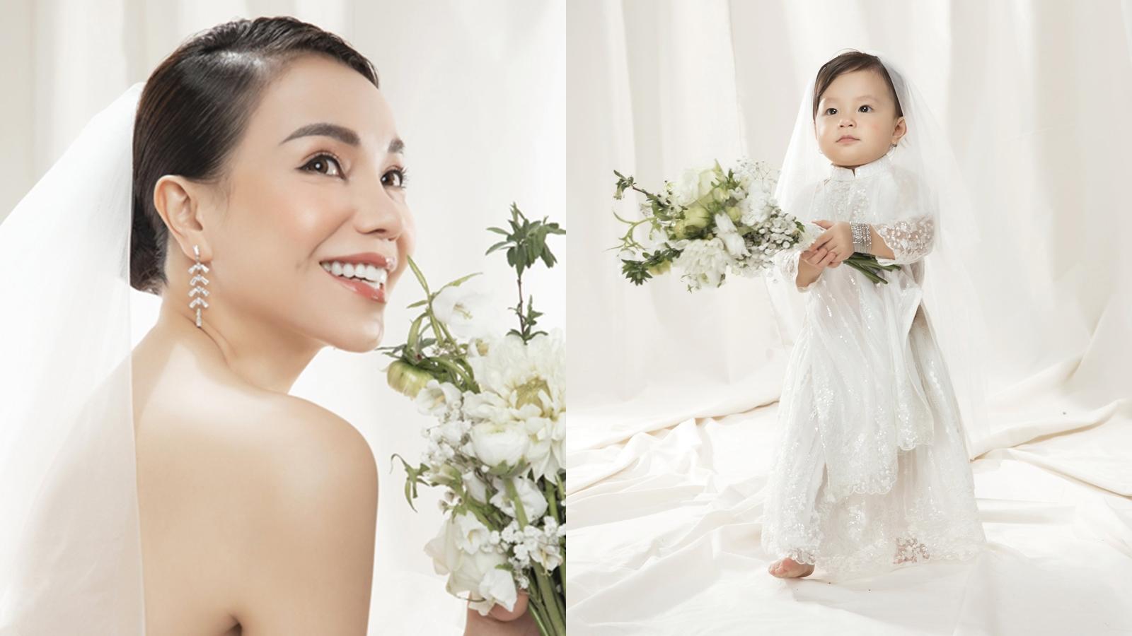 Trà Ngọc Hằng tung ảnh cưới đặc biệt nhân dịp Valentine - 6