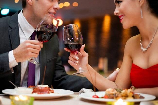 Hẹn hò Valentine, hành xử thế nào ở nhà hàng sang xịn để nàng trầm trồ? - 1
