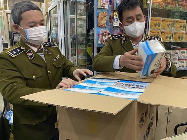 Hà Nội: Phát hiện gần 150.000 khẩu trang kháng khuẩn từ giấy vệ sinh