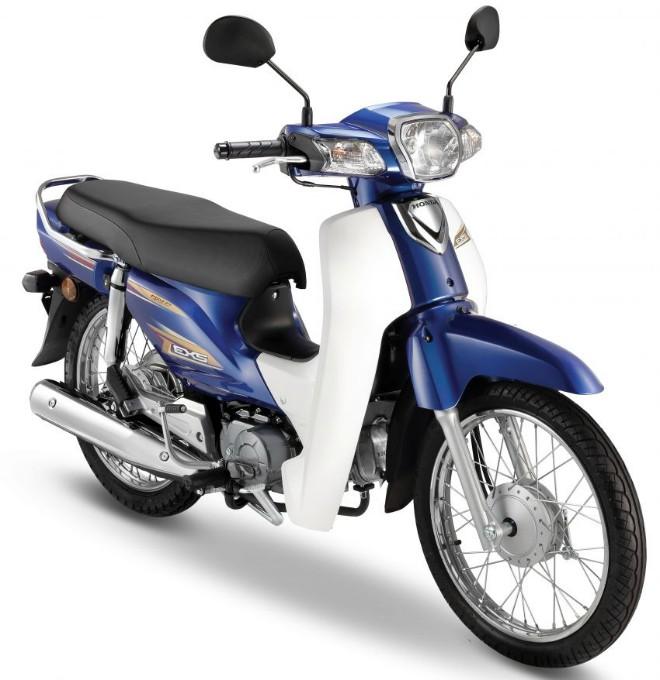 2020 Honda Dream ra mắt, đồ họa mới, giá từ 26,85 triệu đồng - 1