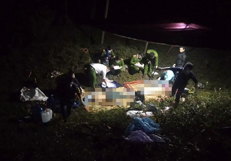 3 người trong một gia đình tử vong trên đường đi lễ chùa - 1