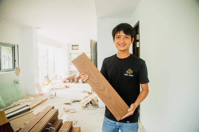 Sàn gỗ Thermo Ash là gì? Kinh nghiệm thi công sàn gỗ biến tính - 1