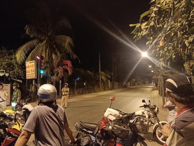 Phong tỏa khu vực Hóc Môn nghi vây bắt Tuấn khỉ