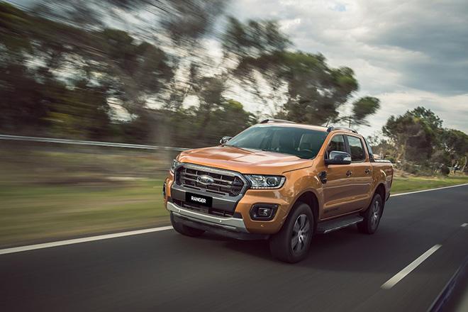 Ford giới thiệu bản nâng cấp của Ranger và Everest tại thị trường Việt Nam, giá bán không đổi - 1