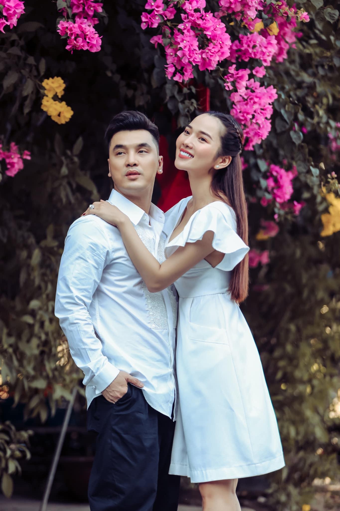 """Ưng Hoàng Phúc tiết lộ lý do """"mê mệt"""" vợ siêu mẫu - 5"""