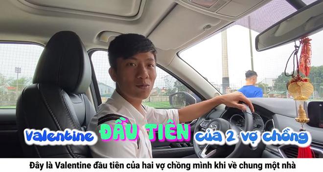 """Valentine đầu tiên trở thành vợ chồng, Phan Văn Đức bí mật tặng quà """"khủng"""" cho cô giáo hot girl - 1"""