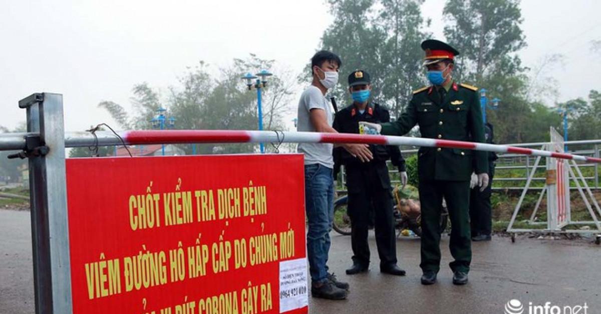 Xe khách chở người nghi mắc Covid-19 chạy Phú Thọ-Nghệ An, cách ly 11 nhân viên - 1
