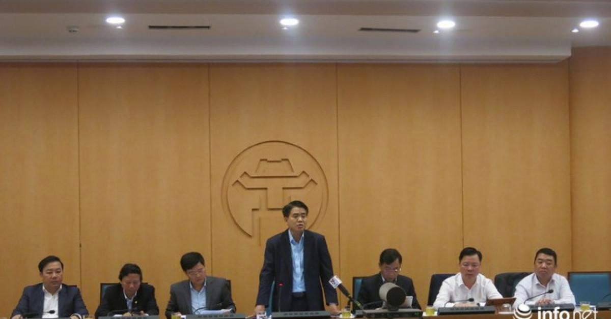 Chủ tịch Hà Nội đề xuất cho học sinh nghỉ 4 kỳ