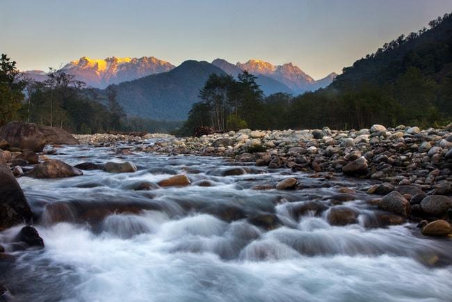"""11 địa điểm đẹp nhất ở """"vùng đất Phật"""" - 1"""