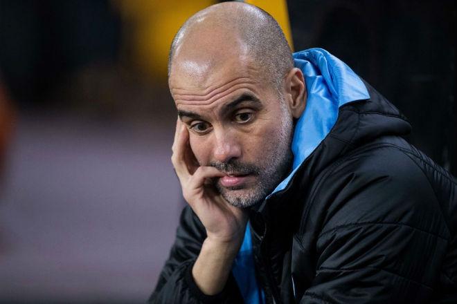 Chấn động Man City bị cấm Cúp C1: Pep Guardiola tháo chạy, về lại Barca? - 1