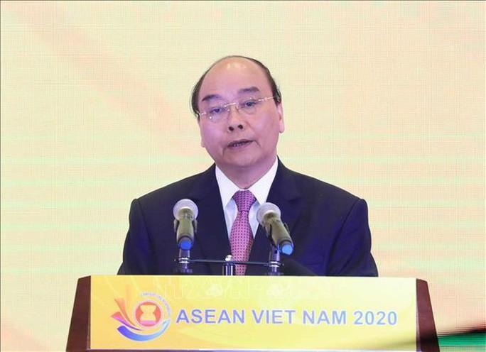 Thủ tướng Nguyễn Xuân Phúc ra Tuyên bố của Chủ tịch ASEAN về Covid-19 - 1