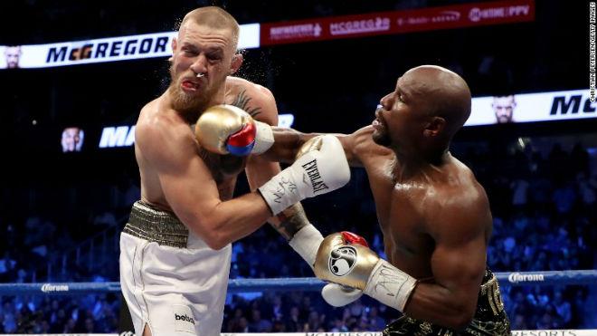 """Tin thể thao HOT 16/2: Mayweather """"tập như chơi""""cũng thắng McGregor - 1"""