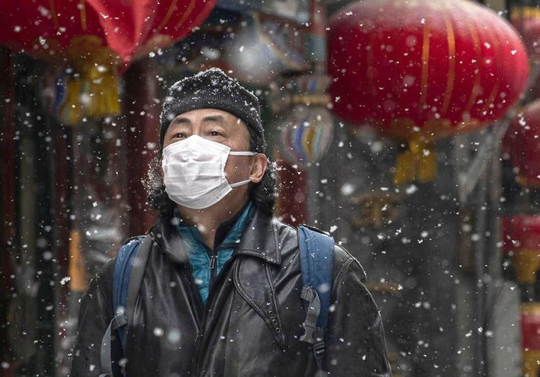 Nhà khí tượng học nói về tin đồn không khí lạnh mang virus Corona từ Hồ Bắc xuống Hong Kong - 1