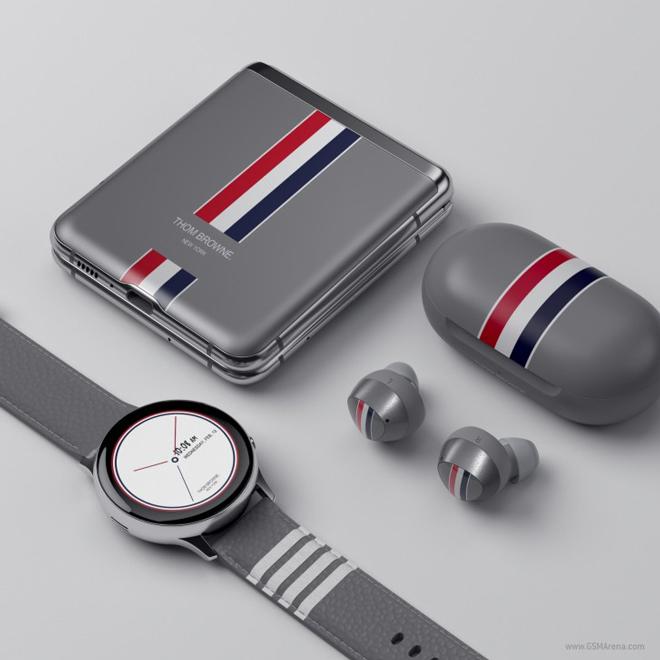 """Ra mắt Galaxy S20+ phiên bản Olympic Athlete và Galaxy Z Flip Thom Browne siêu """"ngầu"""" - 1"""