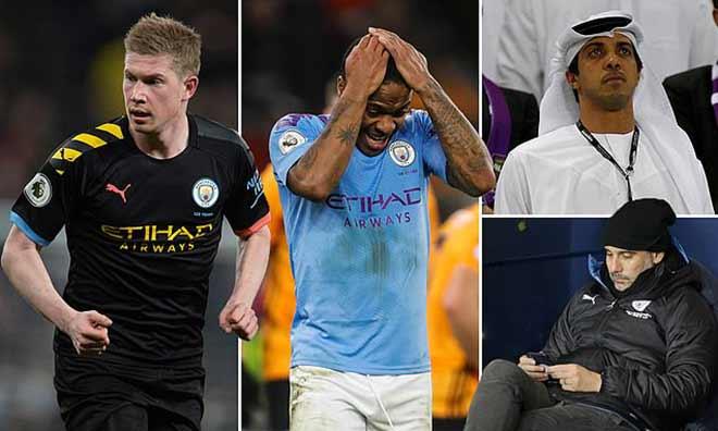 Thảm họa cho Man City: Bị cấm dự Cúp C1, có thể mất trắng nhiều ngôi sao - 1