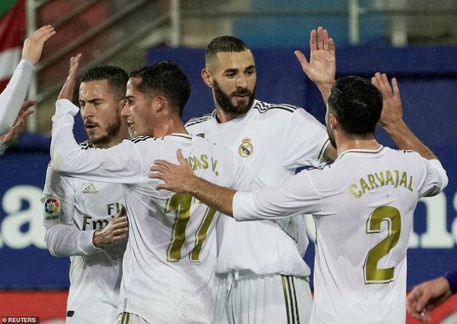 """Nhận định bóng đá Real Madrid - Celta Vigo: Bắt nạt """"kẻ khốn cùng"""", cắt đuôi Barca - 1"""