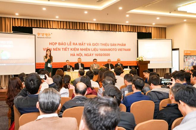 """""""Bước đột phá mới giúp động cơ khỏe và tiết kiệm nhiên liệu"""" của công ty TNHH Yamamoto Việt Nam - 1"""