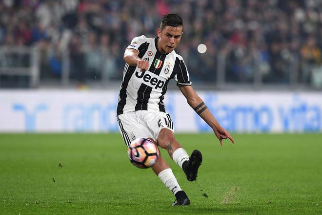 """Juventus thắng trận không Ronaldo: """"Tiểu Messi"""" Dybala có đất dụng võ - 1"""