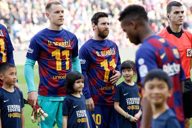 La Liga cho Barcelona hưởng đặc quyền khó tin để đua ngôi vô địch - 1