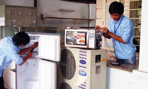 """Mẹo gọi sửa tủ lạnh không bị """"chém đẹp"""" - 1"""