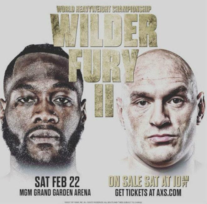 Tin thể thao HOT 17/2: Huyền thoại Holyfield dự đoán trận Fury - Wilder 2 - 1