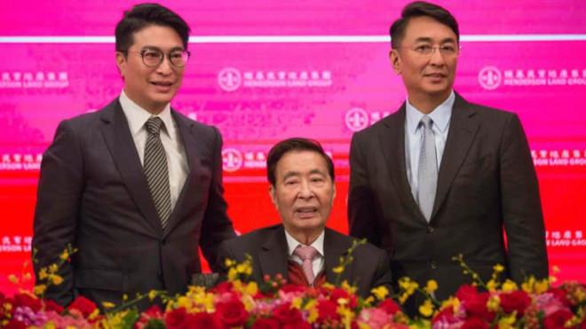 Chân dung đại gia bất động sản soán ngôi giàu nhất Hong Kong của tỷ phú Lý Gia Thành - 1