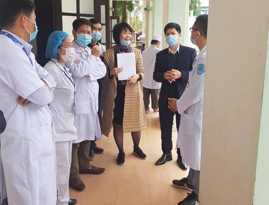 Hà Nội phát hiện thêm 3 người nghi nhiễm Covid-19 - 1