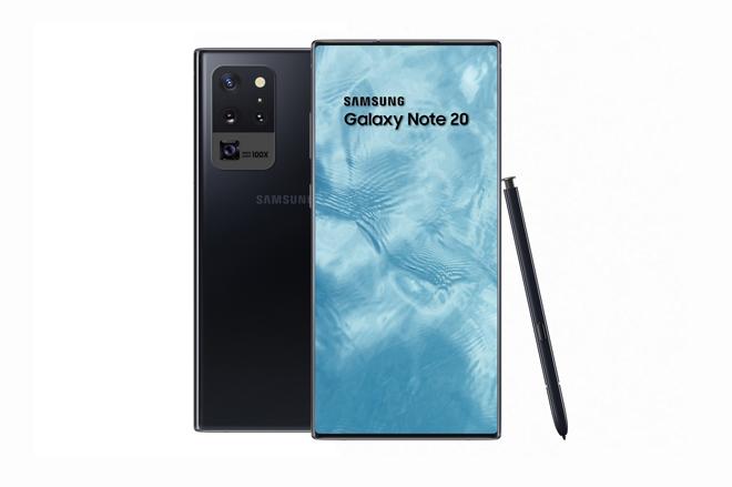 Galaxy Fold 2 và Galaxy Note 20 sẽ cùng ra mắt vào tháng 7? - 1