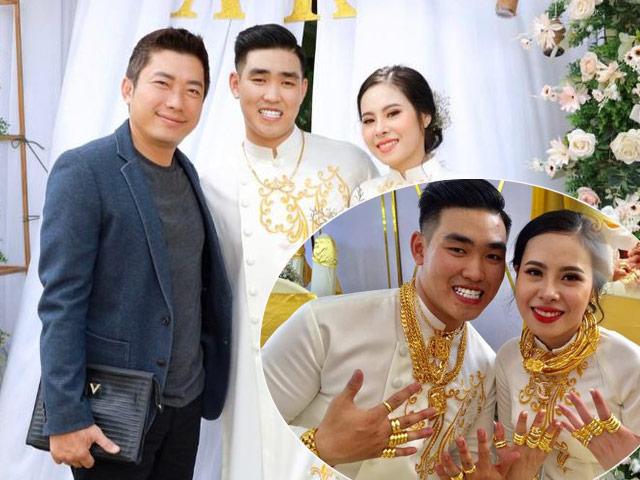 Phim - Nam diễn viên đi ăn cưới nhà siêu giàu có hồi môn 2,5 tỷ và 49 cây vàng là ai?