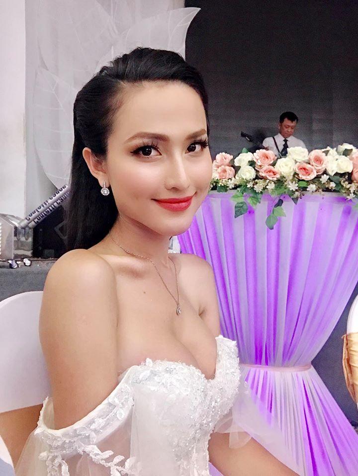 Hoa hậu chuyển giới đầu tiên của VN nóng bỏng thế này, bảo sao Trọng Hiếu không si mê - 1