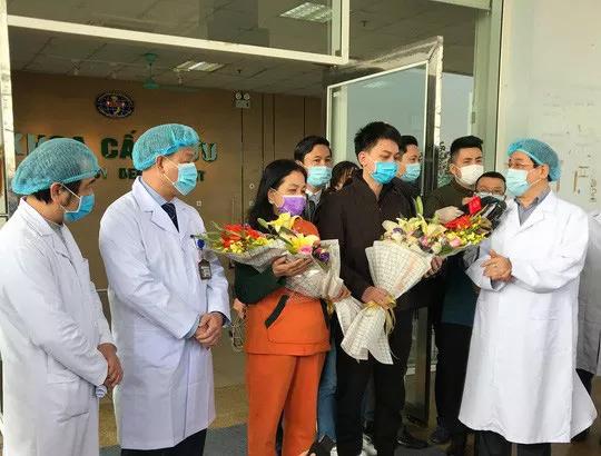 Tâm sự của nữ bệnh nhân nhiễm virus Corona vừa xuất viện sáng nay (18/2) - 1