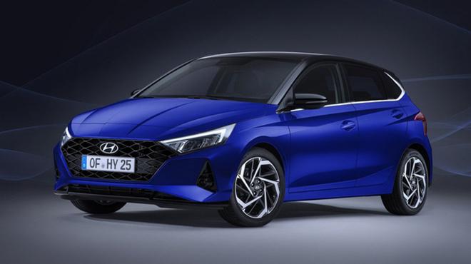 Hyundai i20 lộ ảnh chi tiết trước thềm Triển lãm Geneva Motor Show - 1
