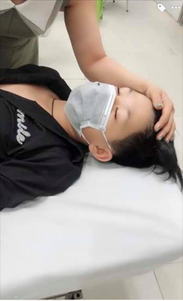 Con trai nuôi Đàm Vĩnh Hưng gặp tai nạn trên đường đi diễn - 1