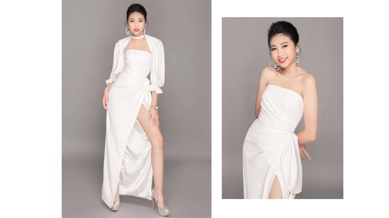 """Hoa hậu 13 tuổi cao 1,72m, con trai siêu mẫu Anh Thư còn """"gây sốc"""" hơn - 5"""