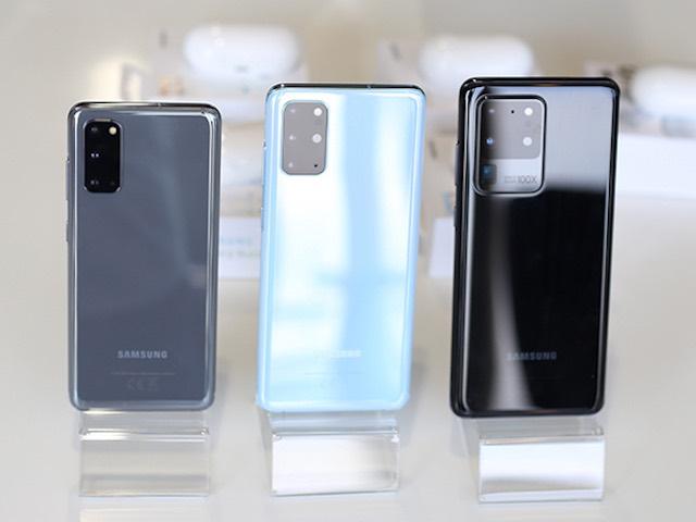 Samsung Galaxy S20 có giá chính thức từ 21,49 triệu đồng tại Việt Nam