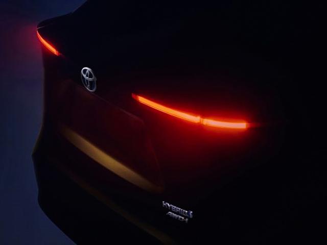 Hãng xe Nhật sẽ giới thiệu CUV hạng B mới tại triển lãm Geneva